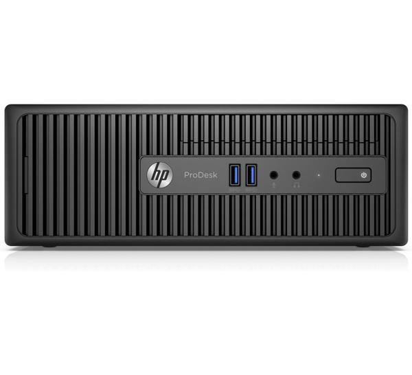 HP ProDesk 400 G3 - SFF - Core i3 6100 3.7 GHz - 4 GB - 1000 GB