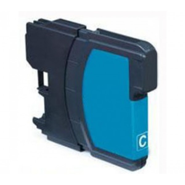 Picture of Non-OEM Compatible Brother LC-1100C Ink Cartridge (Cyan)