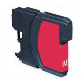 Picture of Non-OEM Compatible Brother LC-1100M Ink Cartridge (Magenta)