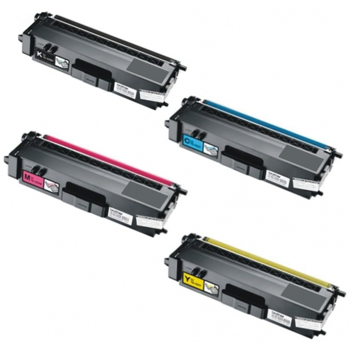 Picture of Non-OEM Compatible Brother TN325BK Black Toner Cartridge