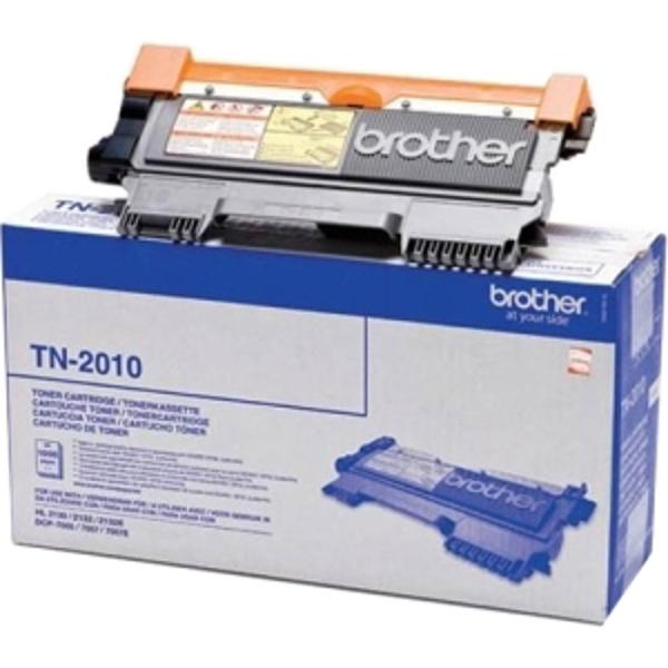 Picture of Original Brother TN2010 Toner Cartridge - Black