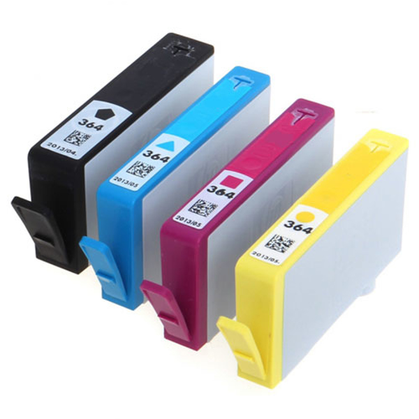 Picture of Non-OEM HP 364 xl Combo pack Ink Cartridge