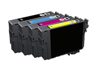 Compatible Epson T0445 MultiPack contains BCMY Ink cartridge