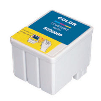 Compatible Epson T037 Colour Ink cartridge