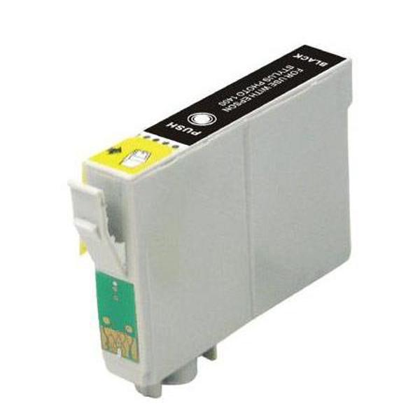 Compatible Epson T0801 Black Ink cartridge