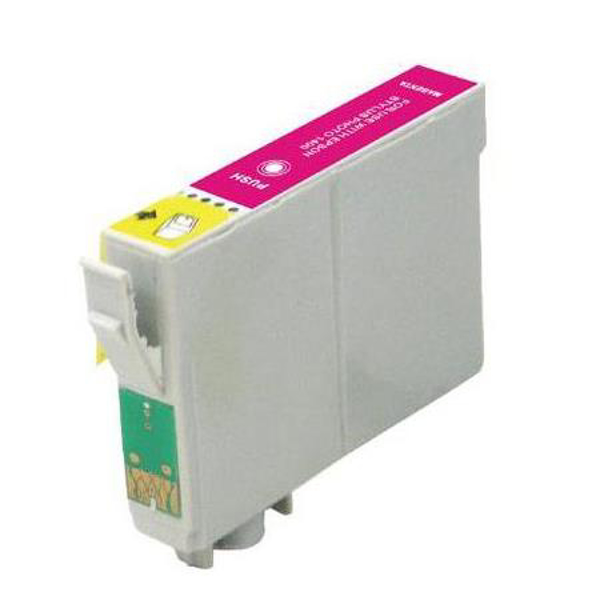 Compatible Epson T0613 Magenta Ink cartridge