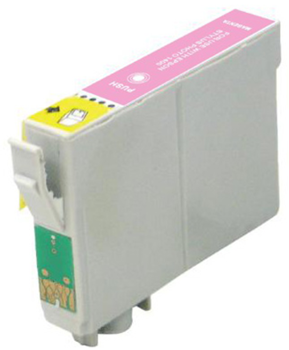 Compatible Epson T0806 Photo Light Magenta Ink cartridge