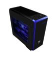 AvP Vision LED Black Mid Tower Case
