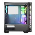Xigmatek Astro RGB Gunmetal Grey Mid Tower Case