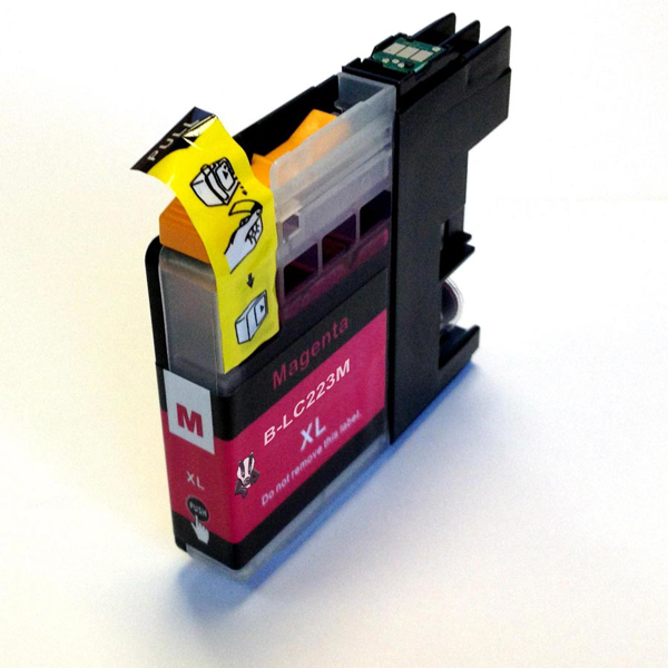 Compatible Brother LC223 XL Magenta