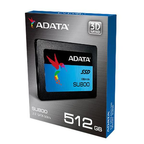 Adata 512GB SU800 Solid State Drive