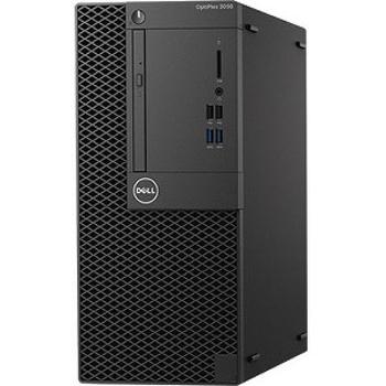 Picture of Dell OptiPlex 3040 Desktop Computer - Intel Core i5 (6th Gen) i5-6500 3.20 GHz - Mini-tower - Black