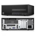 Picture of HP 280 G2 SFF Business PC intel i5  Quad Core 7500 3.4Ghz 8Gb DDR4 240Gb  SSD Win10 Pro DVD-RW