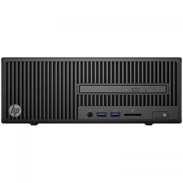 Picture of HP 280 G2 SFF Business PC intel Core i3 6100 3.7Ghz 8Gb DDR4 1000Gb  HDD Win10 Pro DVD-RW