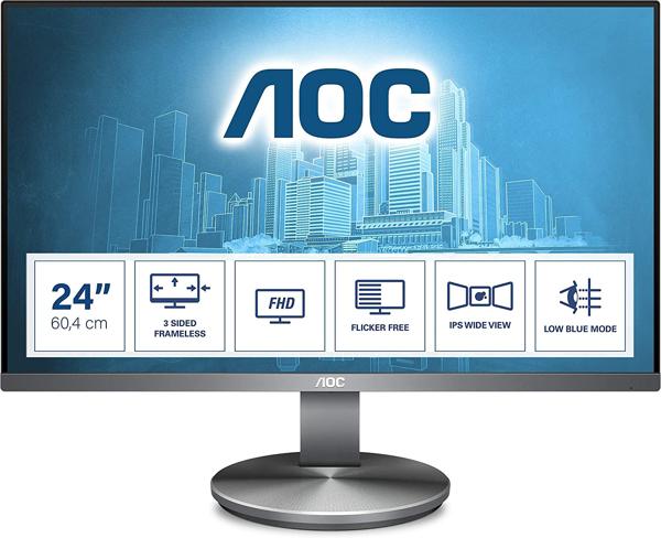 AOC I2490VXQ/BT